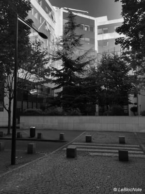 Immeuble de bureau à Boulogne