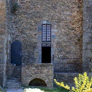 Chartreuse de la Verne (porte)