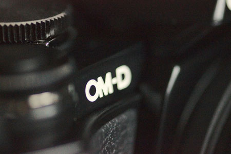 Logo de l'appareil Olympus