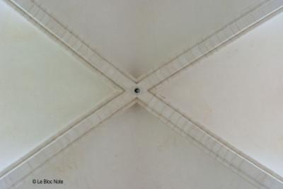 Plafond d'une église