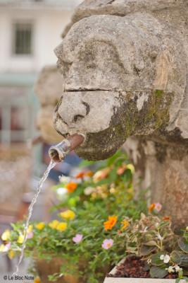 Fontaine en Provence