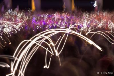 Mouvements de lumières
