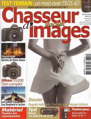 Couverture du numéro 351 de Chasseur d'Images