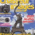 Couverture du numéro 352 de Chasseur d'Images