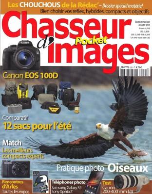 Couverture de la revue Chasseur d'Images