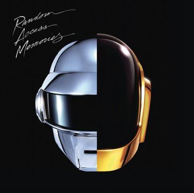 Pochette de l'album Random Access Memories des Daft-Punk
