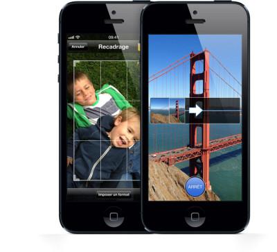 Deux iPhones