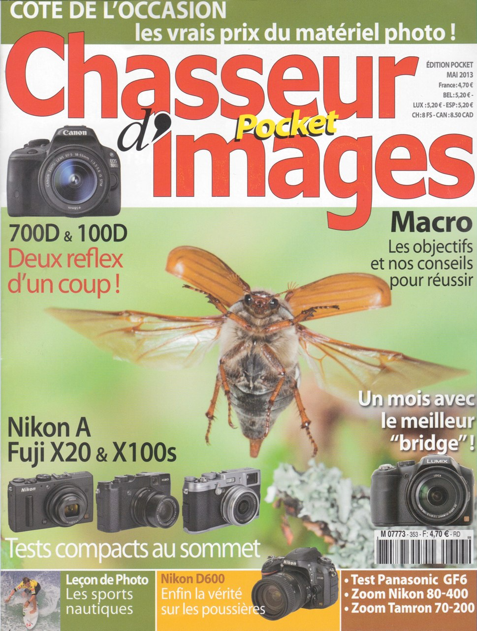 Chasseur D Images Numero 353 Le Bloc Note