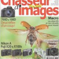 Couverture du numéro 353 de Chasseur d'Images