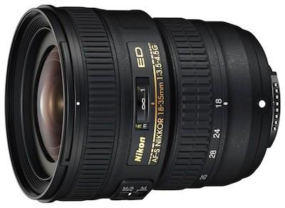 Objectif Nikon