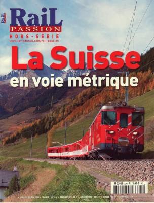 Couverture de Rail-Passion