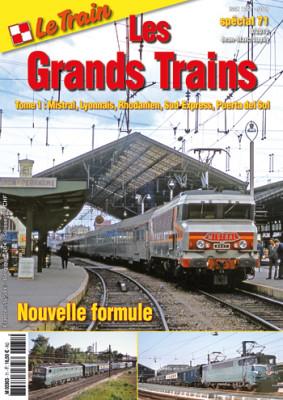 Couverture du special du Train sur les Grands Trains tome 1