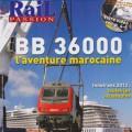 Couverture du numéro 182 de Rail-Passion