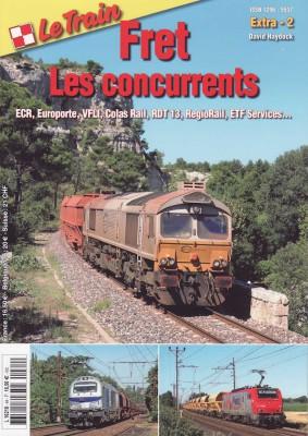 Couverture du numéro 2 de la revue extra du Train