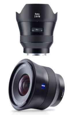 Objectif Zeiss Batis 18mm f/2.8