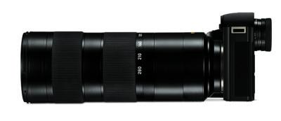 Objectif Leica 90-280mm sur un Leica SL