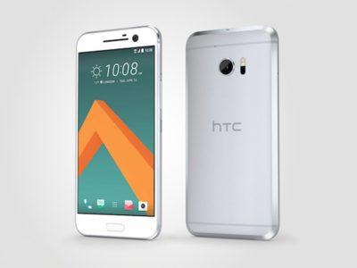 Nouveau matériel photo : HTC 10