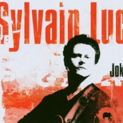 Pochette de l'album de Sylvain Luc : Joko
