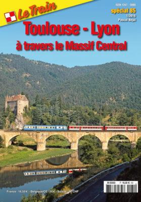 Couverture du hors-série 85 de la revue Le Train