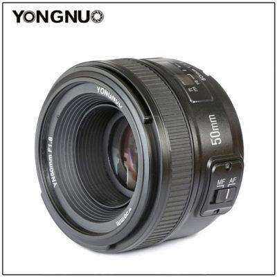 Yongnuo 50 mm f/1,8 pour Nikon