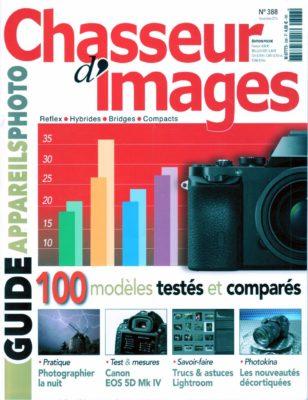 Chasseur d'Images numéro 388 - couverture